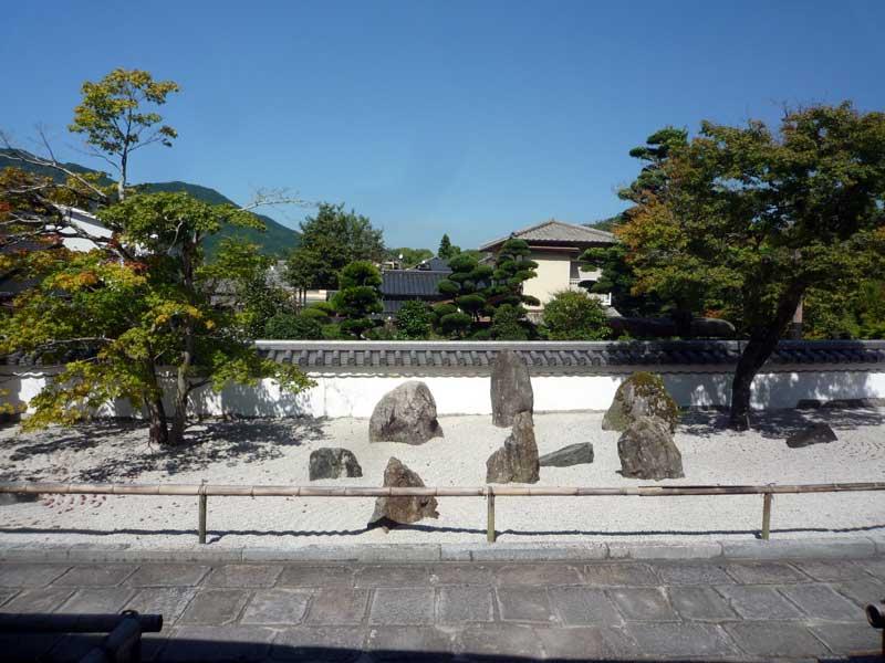 太宰府 光明禅寺(苔寺)石庭