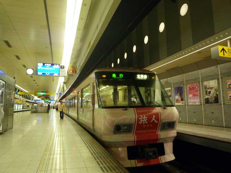太宰府観光列車 旅人号