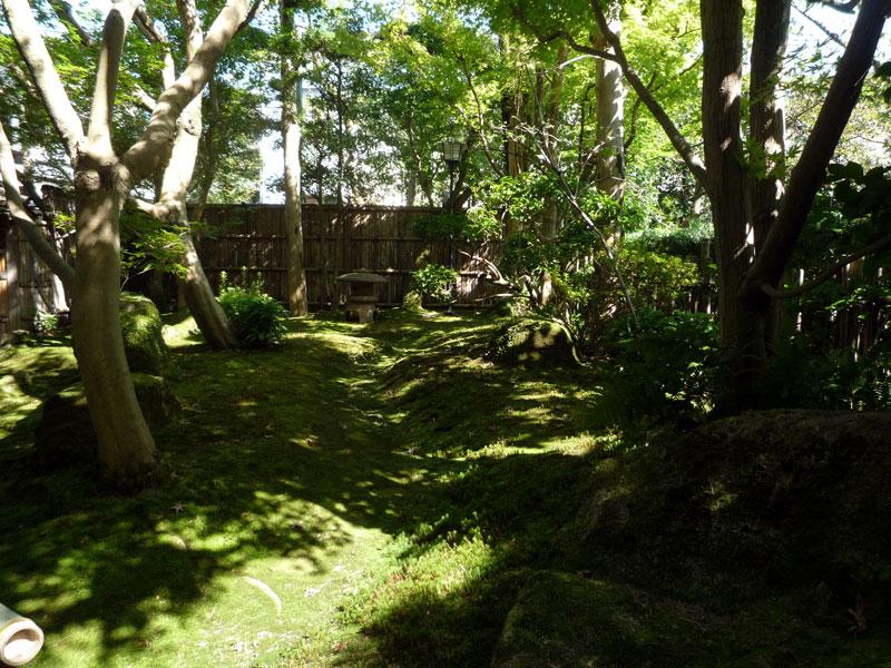 太宰府 松屋の日本庭園