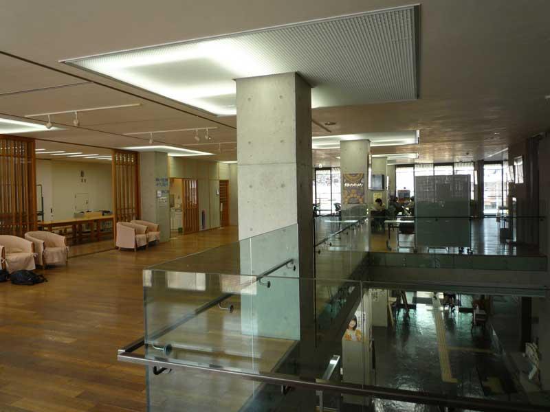 太宰府館2階
