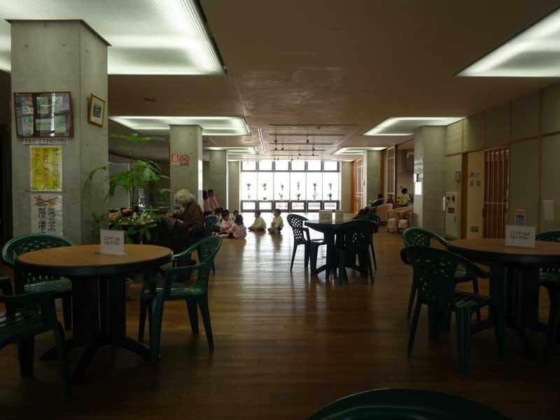 太宰府館2階 無料休憩所