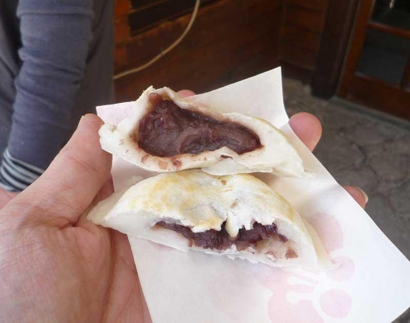 かのや 太宰府の梅ケ枝餅