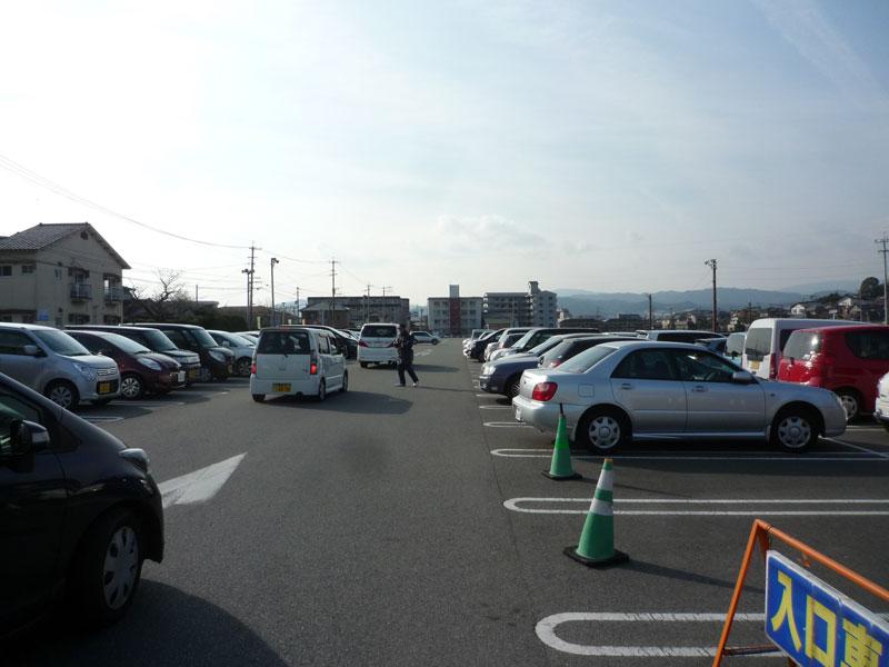 太宰府天満宮 太宰府駐車センター